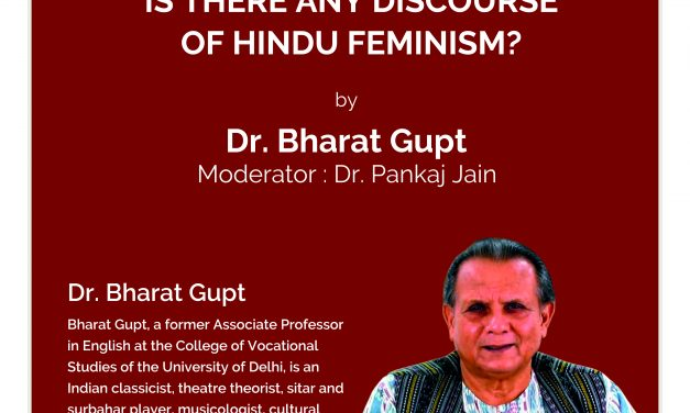 Is there any Discourse of Hindu Feminism?