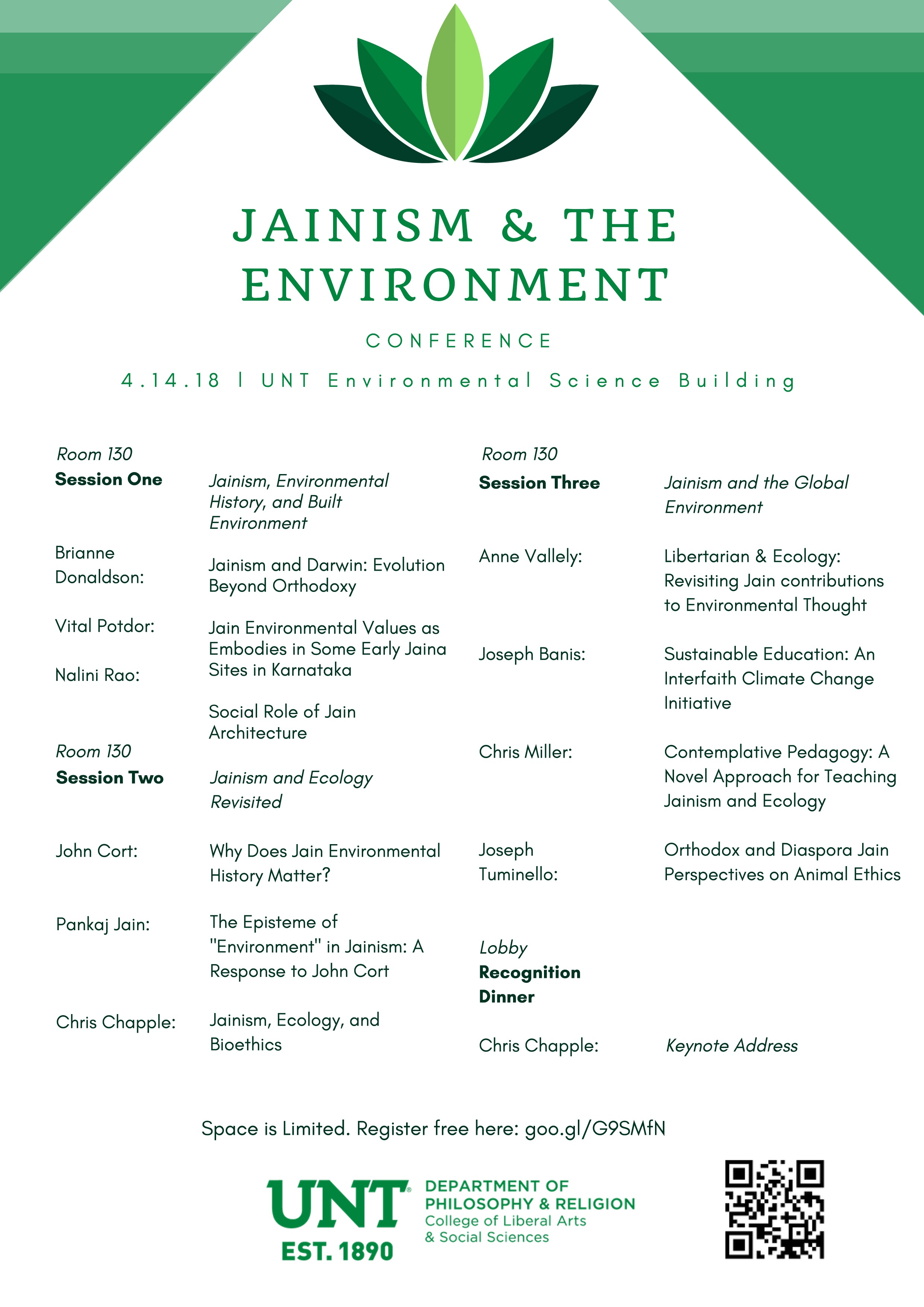 Jainism and the Environment